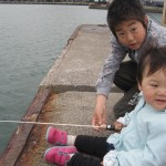 鴨川堤防3